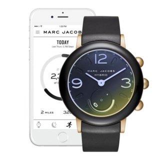 マークジェイコブス/Marc Jacobs/腕時計/レディース/MJT1001/ライリー/スマートウォッチ/ブラック