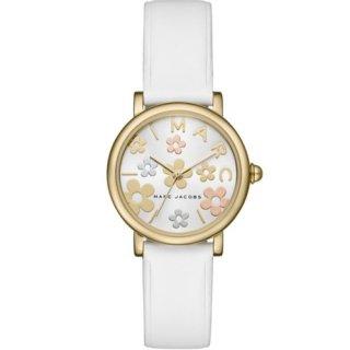 マークジェイコブス/Marc Jacobs/腕時計/レディース/MJ1607/クラシック/CLASSIC/ホワイト×花柄