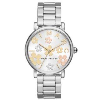 マークジェイコブス/Marc Jacobs/腕時計/レディース/MJ3579/クラシック/CLASSIC/花柄×シルバー