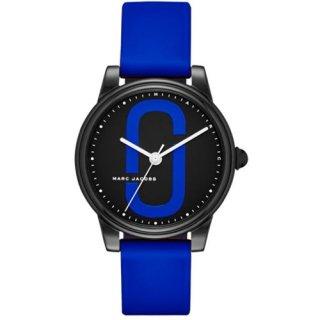 マークジェイコブス/Marc Jacobs/腕時計/レディース/MJ1583/コリー/CORIE/ダブルJ/ブラック×ブルー