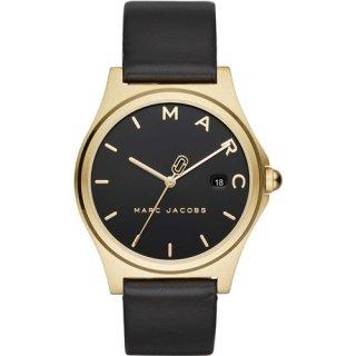 マークジェイコブス/Marc Jacobs/腕時計/レディース・ユニセックス/MJ1608/HENRY/ヘンリー/クォーツ/ゴールド×ブラック