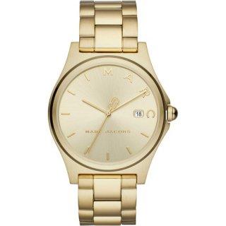 マークジェイコブス/Marc Jacobs/腕時計/レディース&ユニセックス/MJ3584/HENRY/ヘンリー/クォーツ/オールゴールド