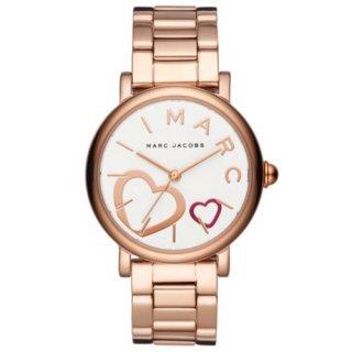 マークジェイコブス/Marc Jacobs/腕時計/レディース&ユニセックス/MJ3589/クラシック/CLASSIC/ハート×ローズゴールド