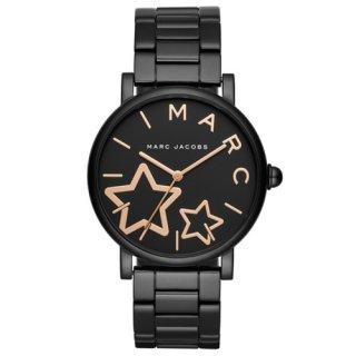 マークジェイコブス/Marc Jacobs/腕時計/レディース&ユニセックス/MJ3590/クラシック/CLASSIC/スター×ブラック