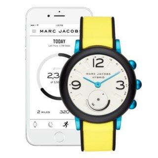 マークジェイコブス/Marc Jacobs/腕時計/MJT1007/Riley/ライリー/ハイブリッドスマートウォッチ/ユニセックス/44ミリ