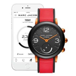 マークジェイコブス/Marc Jacobs/腕時計/MJT1008/Riley/ライリー/ハイブリッドスマートウォッチ/ユニセックス/44ミリ