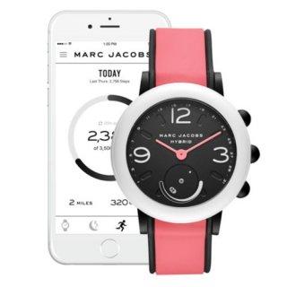 マークジェイコブス/Marc Jacobs/腕時計/MJT1009/Riley/ライリー/ハイブリッドスマートウォッチ/ユニセックス/44ミリ