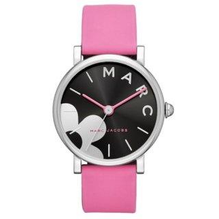 マークジェイコブス/Marc Jacobs/腕時計/ユニセックス/MJ1622/クラシック/CLASSIC/クォーツ/ブラック×ピンク