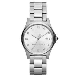 マークジェイコブス/Marc Jacobs/腕時計/ユニセックス/MJ3599/HENRY/ヘンリー/36ミリ/クォーツ/オールシルバー