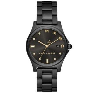 マークジェイコブス/Marc Jacobs/腕時計/ユニセックス/MJ3601/HENRY/ヘンリー/36ミリ/クォーツ/オールブラック