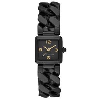 マークジェイコブス/Marc Jacobs/腕時計/レディース/MJ3604/ビック/VIC/クォーツ/20ミリ/オールブラック