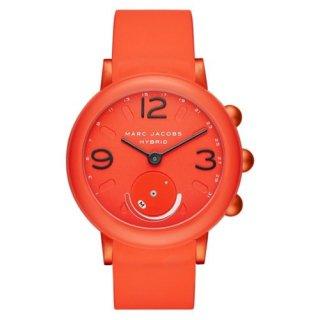 マークジェイコブス/Marc Jacobs/腕時計/MJT1012/Riley/ライリー/ハイブリッドスマートウォッチ/ユニセックス/44ミリ/オールオレンジ