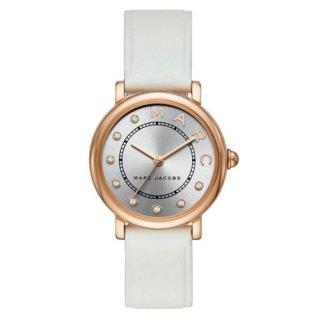 マークジェイコブス/Marc Jacobs/腕時計/レディース/クラシック/CLASSIC/MJ1634/クォーツ/シルバー×ローズゴールド×ホワイト/日本未発売モデル