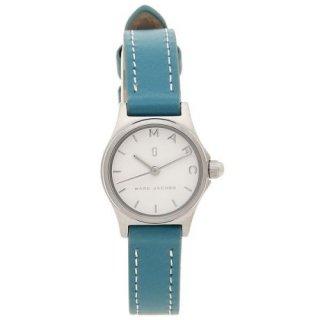マークジェイコブス/Marc Jacobs/腕時計/HENRY/ヘンリー/MJ1655/レディース/20ミリ/クォーツ/ホワイト×ブルー