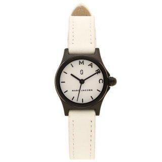 マークジェイコブス/Marc Jacobs/腕時計/HENRY/ヘンリー/MJ1656/レディース/20ミリ/クォーツ/ブラック×ホワイト