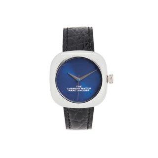 マークジェイコブス/Marc Jacobs/腕時計/レディース/M8000733/ザ クッション ウォッチ/ブルー×ブラック
