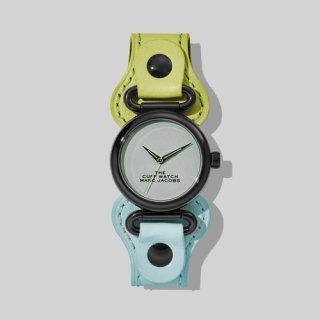 マークジェイコブス/Marc Jacobs/腕時計/レディース/M8000730-316/ザ カフ ウォッチ/ミント