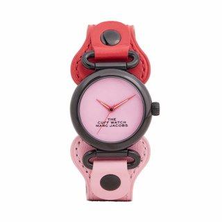 マークジェイコブス/Marc Jacobs/腕時計/レディース/M8000730/ザ カフ ウォッチ/ピンク×ピンク・レッド
