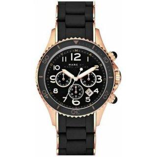 マークジェイコブス メンズ腕時計/ロック/MBM2553/ブラック×ブラック