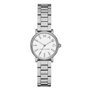 マークジェイコブス 時計/MJ3568/クラシックウォッチ/ホワイト×シルバー