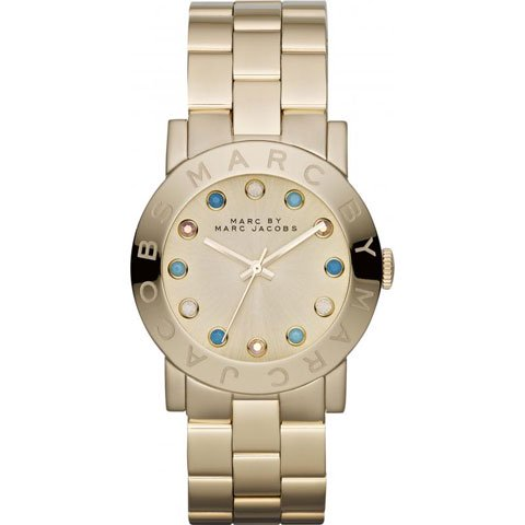 マークジェイコブス 時計 エイミー MBM3215 ゴールド×ゴールド