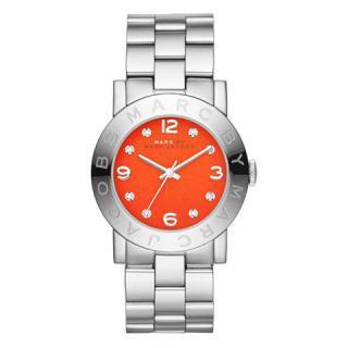 マークバイマークジェイコブス 時計/エイミー/MBM3302/オレンジ×シルバー