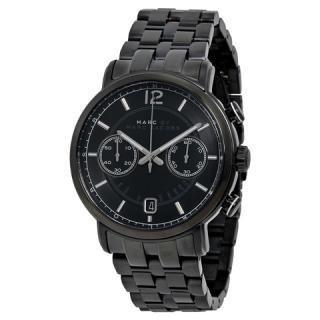 マークジェイコブス メンズ腕時計 ファーガス MBM5065 ブラック×ブラック