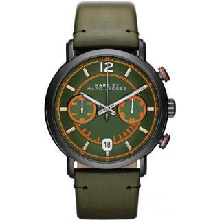 マークジェイコブス メンズ腕時計 ファーガス MBM5067 グリーン×オリーブグリーン