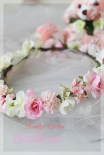 afc-5 あわいピンクの花冠