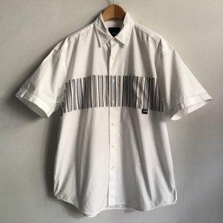 STUSSY Cotton Short Sleeve Shirt