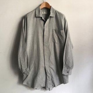 robe de chambre COMME des GARCONS Cotton Shirt