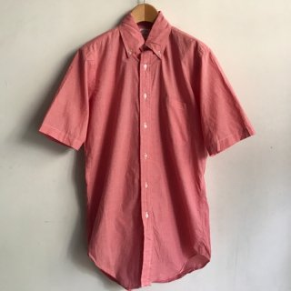 Brooks Brothers Cotton Short Sleeve Shirt