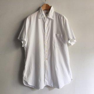 5〜60s' ARROW Short Sleeve White Shirt マチ付き
