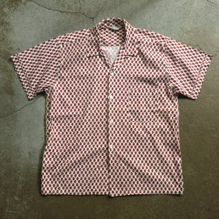 5〜60s' Cotton Short Sleeve Shirt