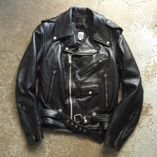 90s' ORCHARD Leather Riders Jacket