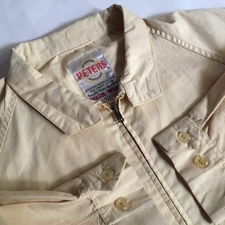 60s' PETERS Drizzer Jacket