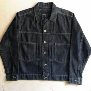 1990s NAUTICA 2nd Type Denim Jacket DEAD STOCK