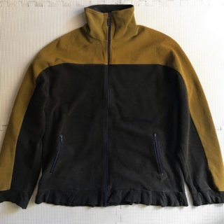 1980s Garman Military Pail Track Jacket overdie