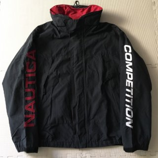 90年代 NAUTICA Nylon Jacket L