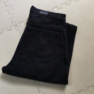 Patagonia ORGANIC Cotton Pants BLACK