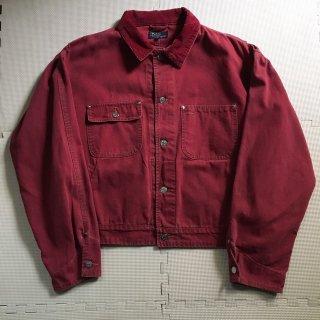 80年代 Polo by Ralph Lauren Duck Short Cover All Jacket MADE IN USA