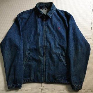80-90年代  Polo by RalphLauren Denim Drizzler Jacket M