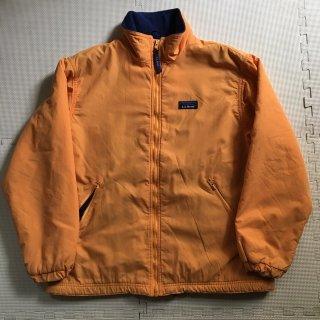 90年代 LL Bean Shelld Fleece Jacket M Made in U.S.A