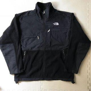 90年代 THE NORTH FACE Fleece Jacket M BLACK MADE IN U.S.A.