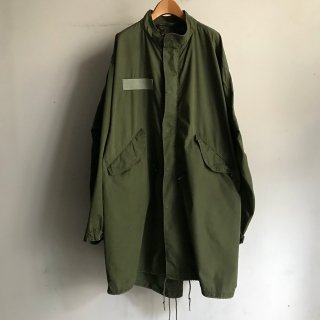 1982年 US Military M-65 Fishtail Paeka Mods Coat L