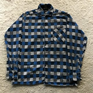 60年代 Tnophy Flannel Shirt 14 1/2