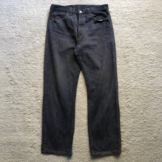 Levi's 501 Denim Pants MADE IN USA W33-L32