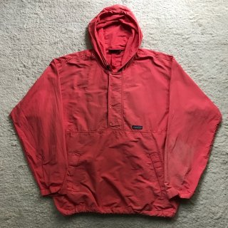 1990s Patagonia Nylon Anorak MADE IN U.S.A. XL スモーキーピンク