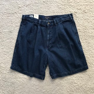 DOCKERS 2tuck Denim Shorts DEAD STOCK W34