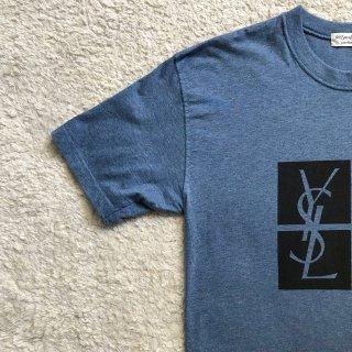YVESSAINTLAURENT プルント Tシャツ